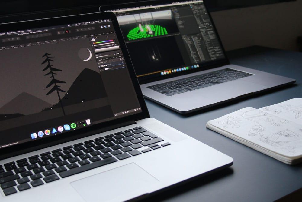 Desarrollo del juego Starman para iPhone X