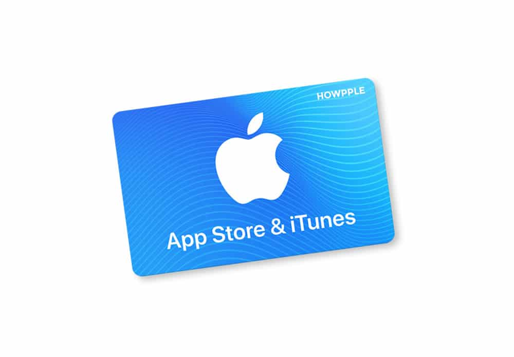 Cómo canjear tarjeta iTunes desde el iPhone