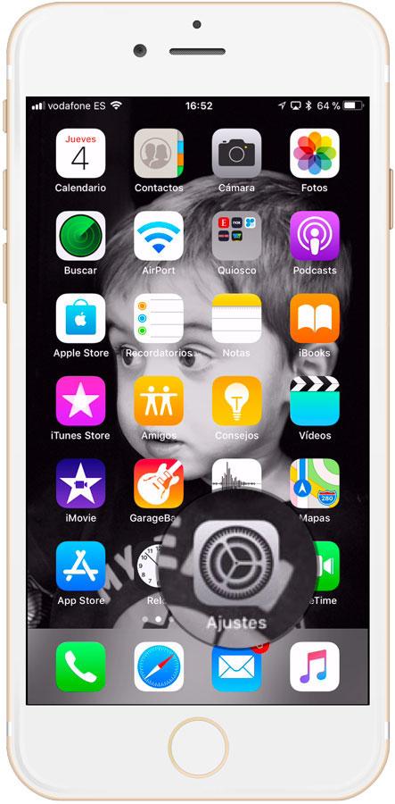 Cómo activar Siri en iPhone