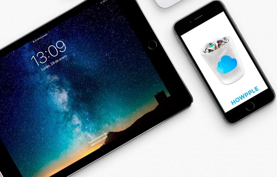 Aprende cómo eliminar una copia de seguridad de iCloud antigua
