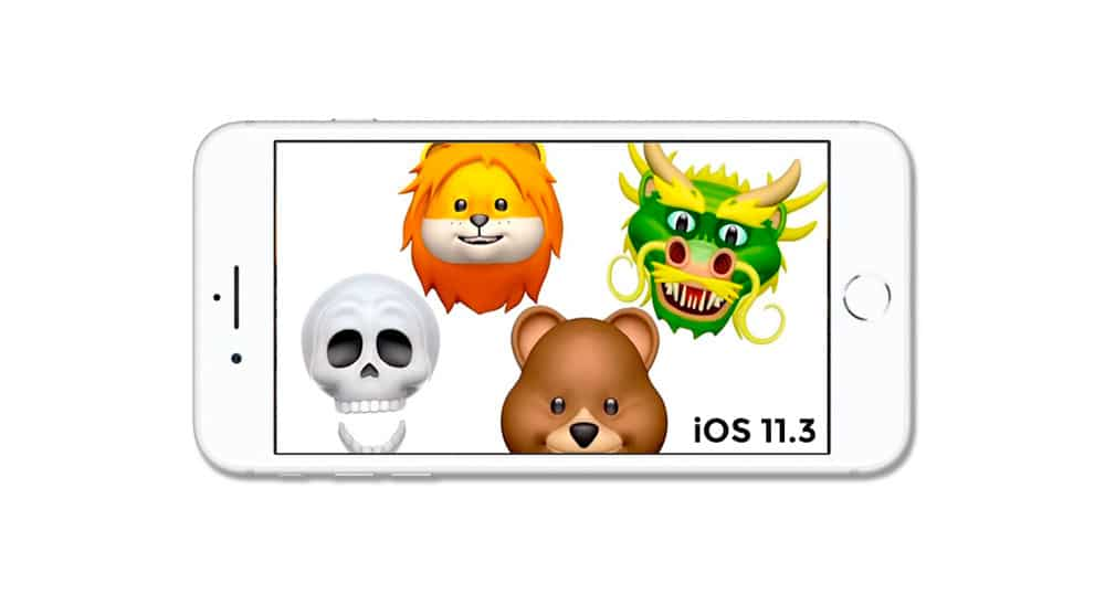 Novedades iOS 11.3