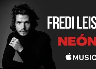 Neon nuevo álbum de Fredi Leis