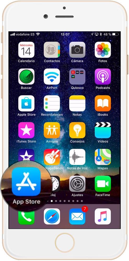 Cómo recuperar la lista de deseos e iOS