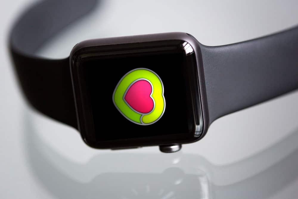 Reto Apple Watch semana del corazón en Febrero