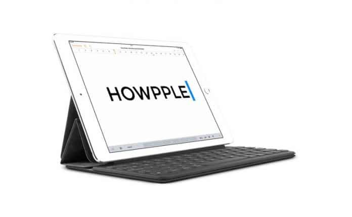 Los mejores procesadores de texto para iPad. Procesador de texto para iPad