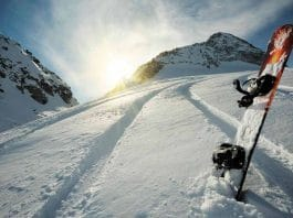 Apple Watch deportes nieve