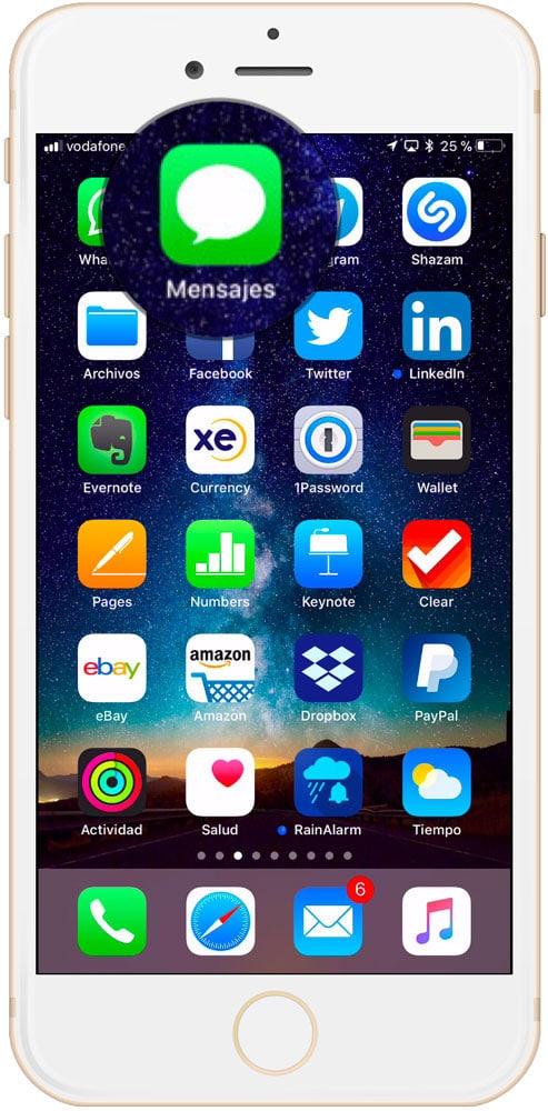 Aprende cómo compartir tu ubicación en mensajes para iPhone