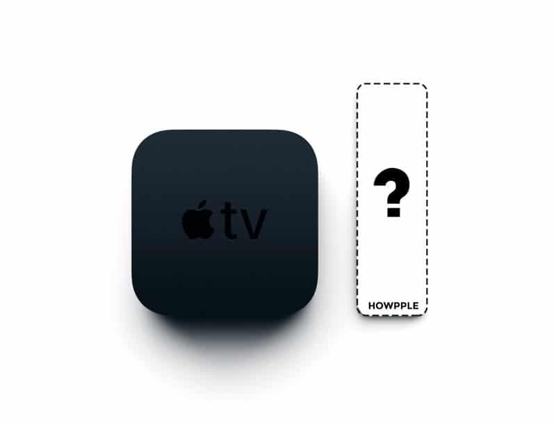 He perdido el mando del Apple TV ¿Que hago ahora?