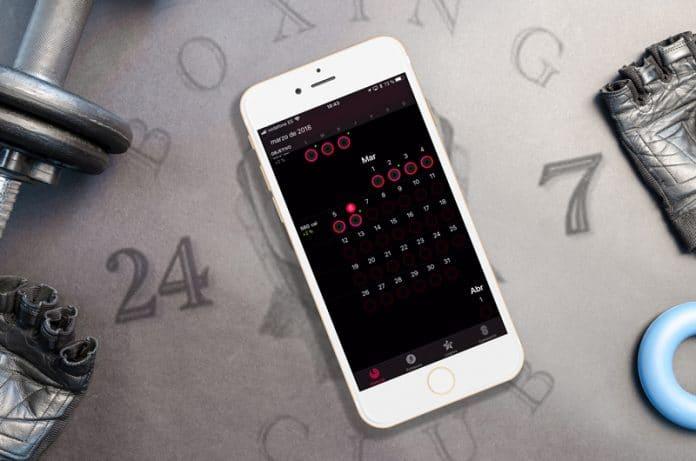 Cómo mejorar rendimiento en actividad iPhone