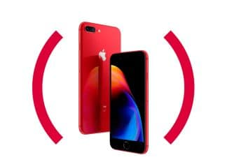 Nuevo iPhone 8 (RED) edición especial iPhone 8 rojo