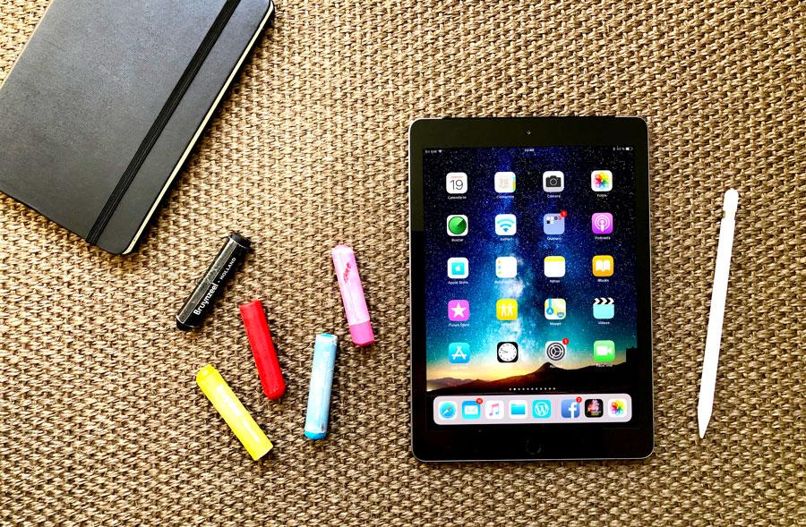 opinion iPad 2018