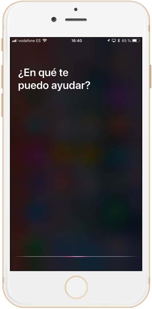 Usar Siri para buscar fotos en iPhone y iPad