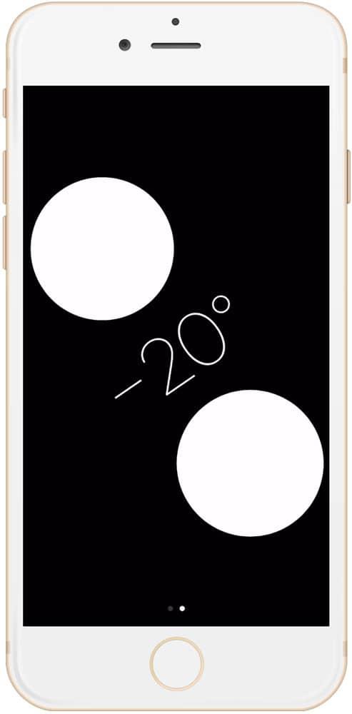 Convertir iPhone en un nivel