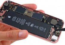 Apple devolverá el importe del programa de sustitución de baterías