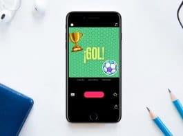 Aplicación Clips de Apple