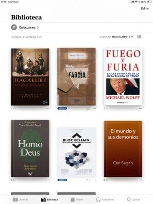 Librería en Apple Books