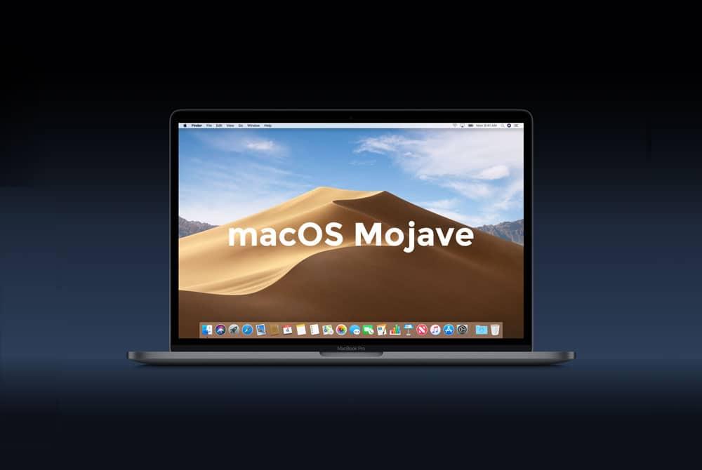 Te presentamos TODAS las novedades de macOS Mojave