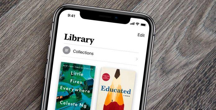 Apple Presenta el nuevo Apple Books en iOS 12