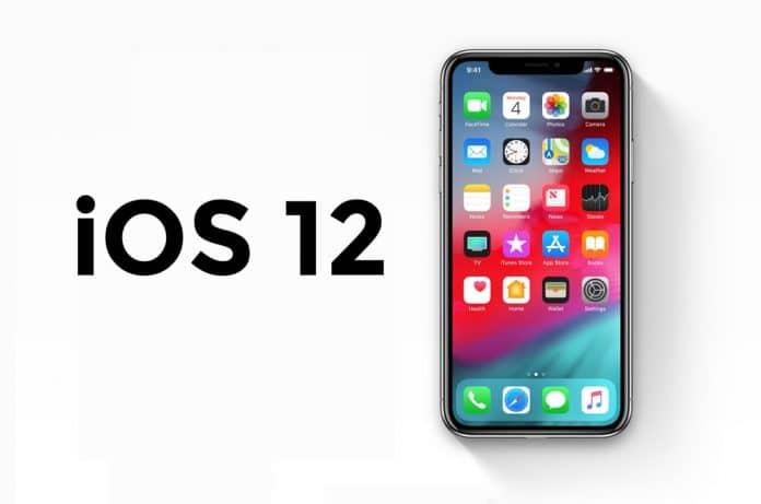Novedades de iOS 12