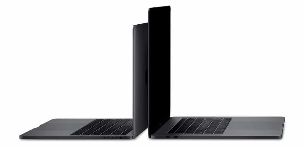 Modelos del nuevo MacBook Pro