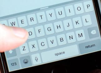 Trucos para escribir como un profesional en iPhone