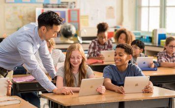 educación con iPad gracias a la aplicación Tareas de Apple