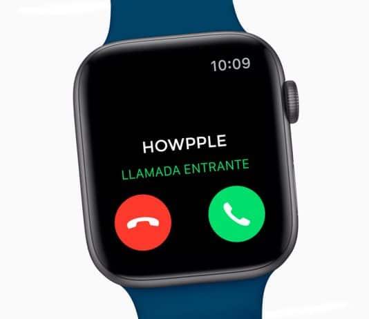 Activar la conexión de datos del Apple Watch 4-Howpple como usar el reloj de Apple