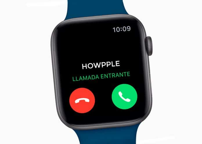 Activar la conexión de datos del Apple Watch 4-Howpple como usar el reloj de Apple