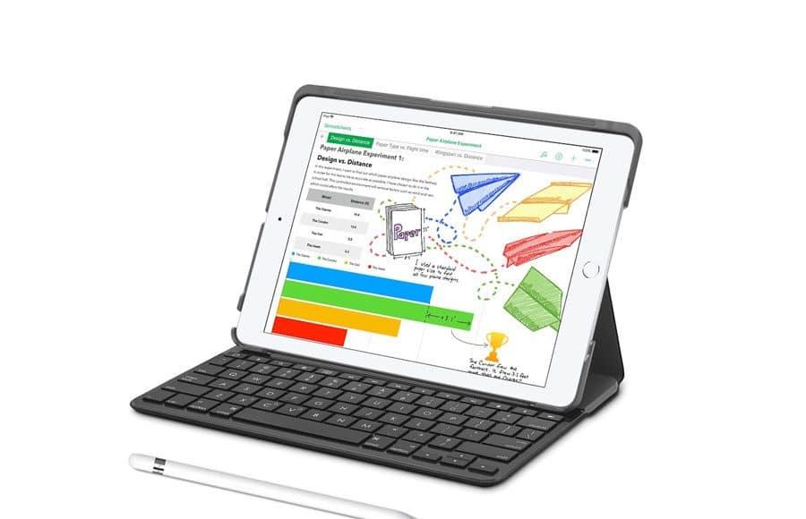 Aplicaciones para estudiantes iPad