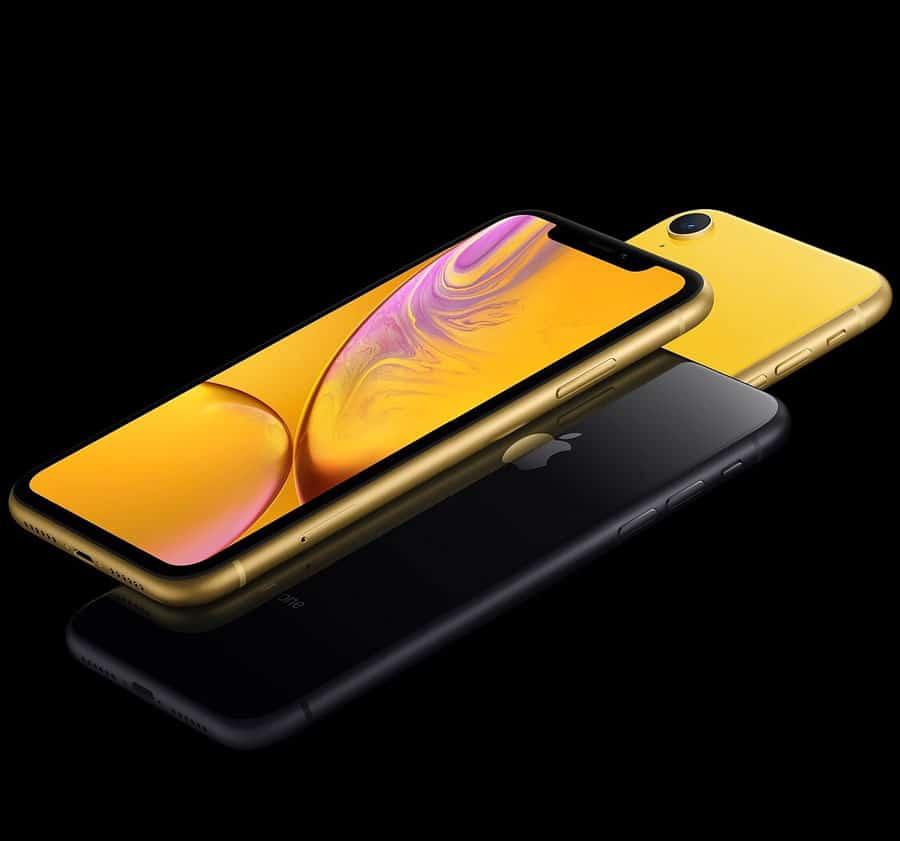 Nuevo iPhone XR Amarillo