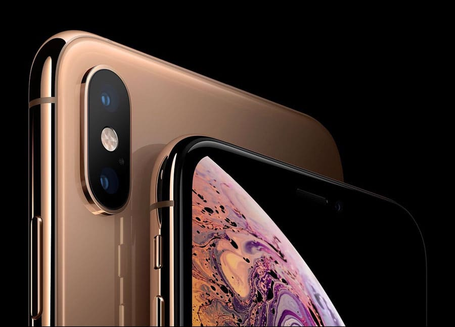 iPhone XS oro