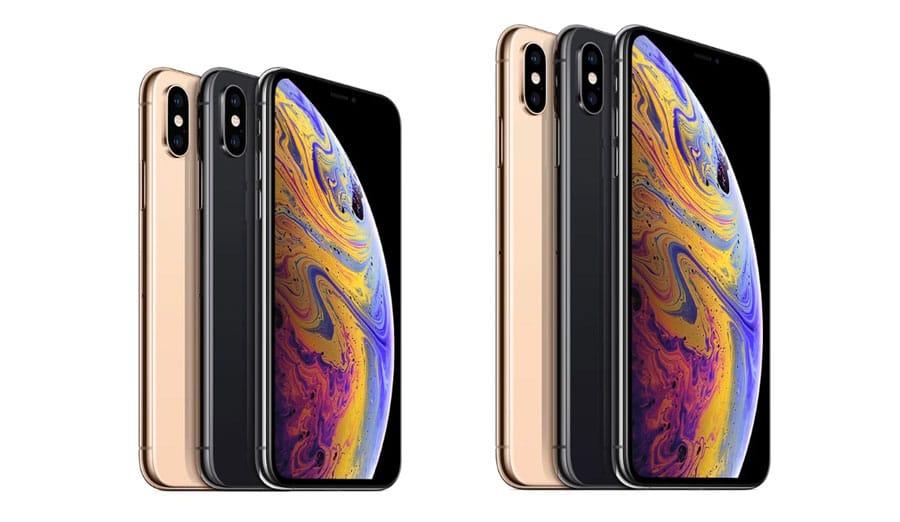 Nuevos iPhone XS y iPhone XS Max
