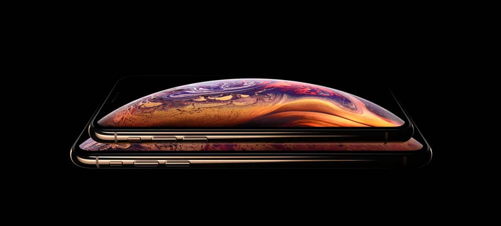 Nuevo iPhone XS y iPhone XS Max de Apple