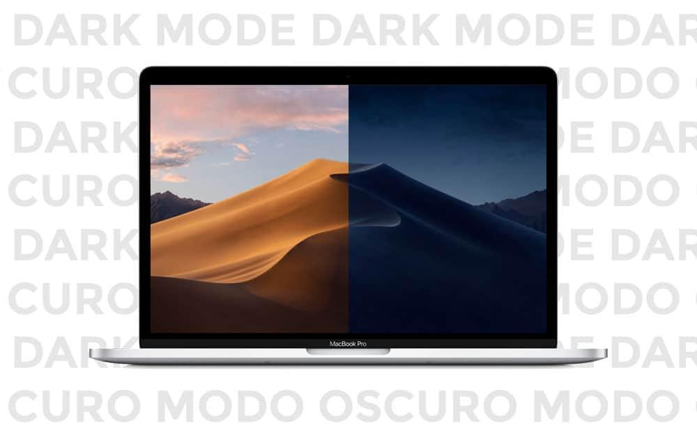 Aprende Cómo activar el modo oscuro en macOS Mojave