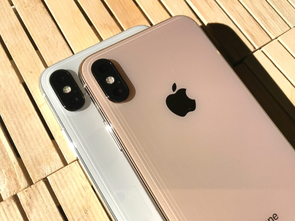 Comparacion iPhone XS y iPhone X