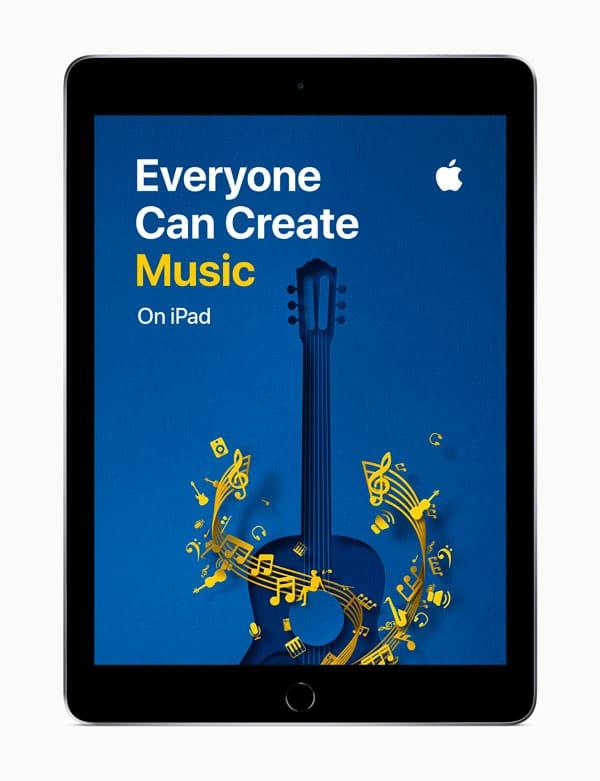 Creatividad para todos música