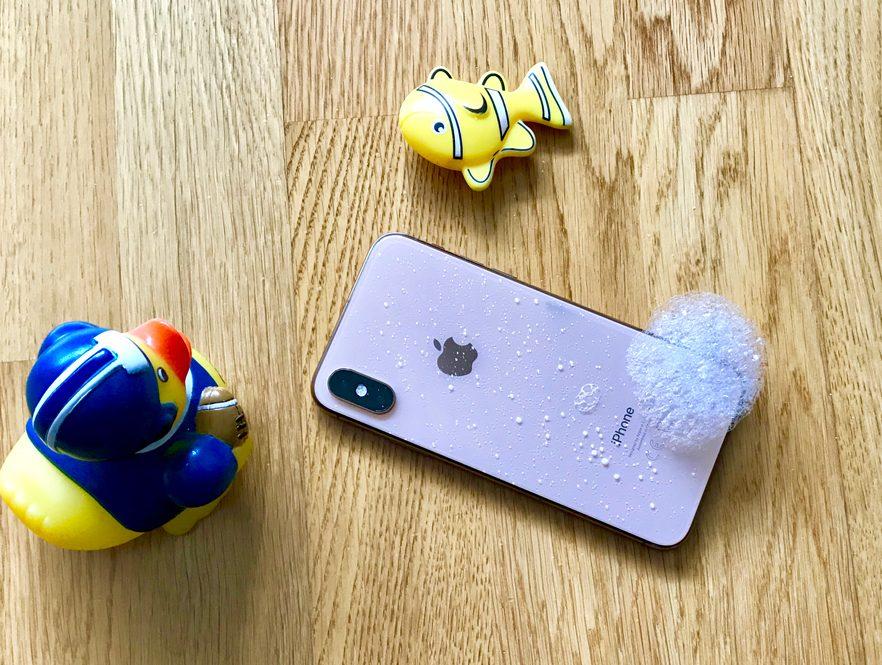 iPhone XS resistente al agua