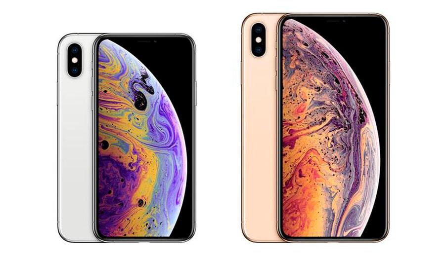 Tamaño iPhone XS y iPhone XS Max