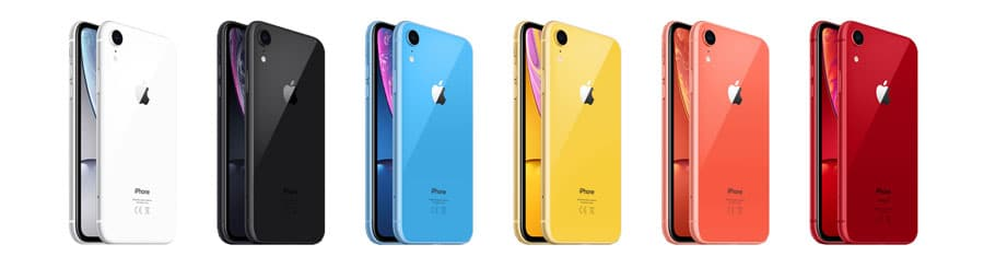 colores disponibles iPhone XR-Opinión iPhone XR