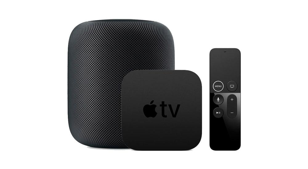 Cómo usar el HomePod con el Apple TV