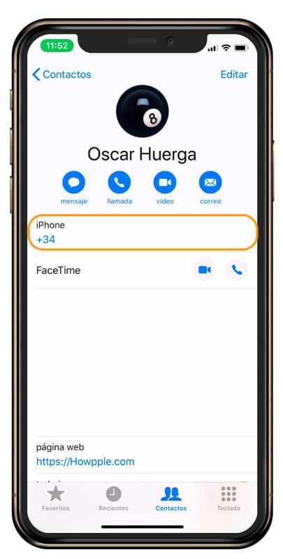 Cómo grabar llamadas en iPhone fusionar llamadas
