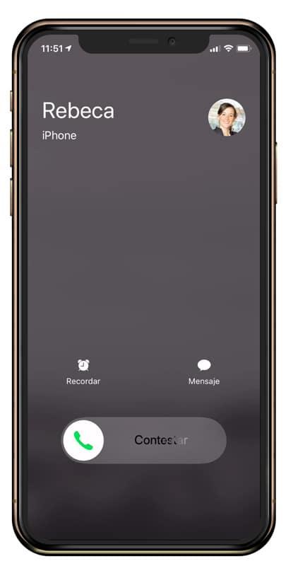 Cómo grabar llamadas en iPhone llamadas fusionadas