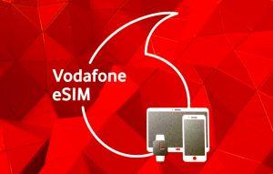 eSIM de Vodafone para el iPhone