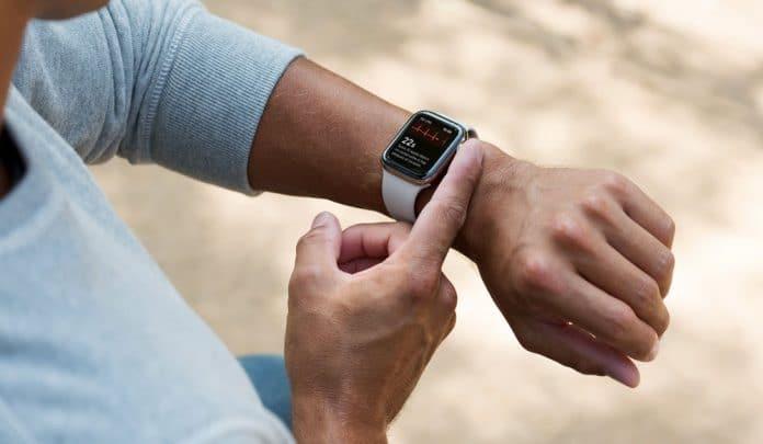 Apple activa el Electrocardiograma Apple Watch