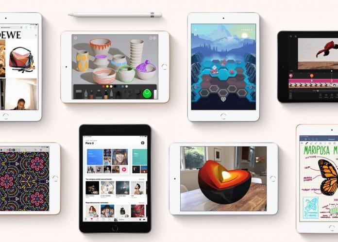 Nuevos iPad 2019