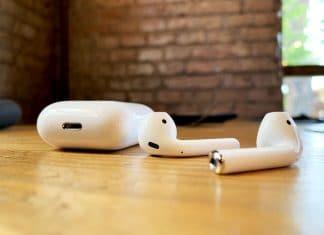 Opinión auriculares inalámbricos AirPods 2
