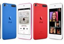 Colores iPod Touch 2019