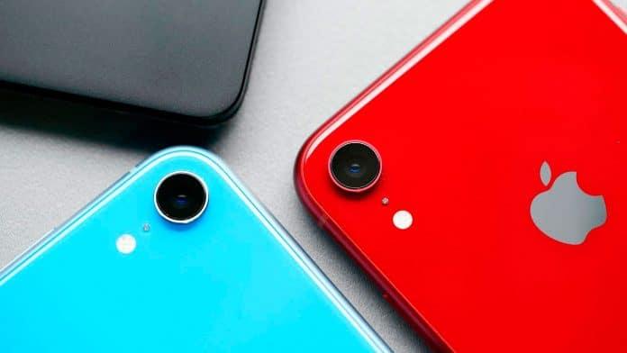 Características únicas del iPhone XR