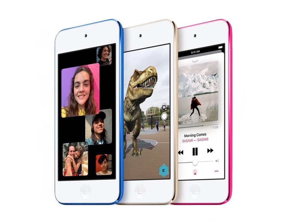 Nuevo iPod Touch 2019