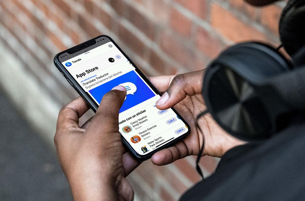 Aprende como borrar apps de iMessage